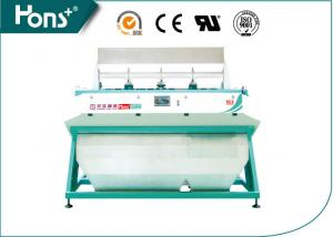 China High Resolution Black Bean Ccd Sorting Machine ,Rice And Bean Sorter on sale