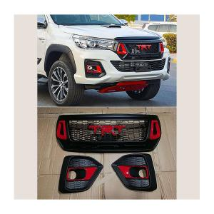 China Ford Ranger 2019-2020 Fog Frame 4x4 Car Front Grille on sale