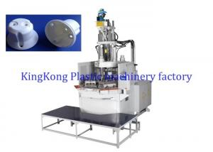 China Professional Safety Lamp Holder Plastic Injection Molding Machine With 3 Stations on sale