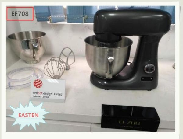 Die Cast Stand Mixer 1000W/ China Easten Stand Mixer EF708 ...