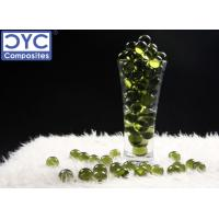 China CYC High Silica Glass Marbles For Manufacuring High Silica Glass Fiber on sale