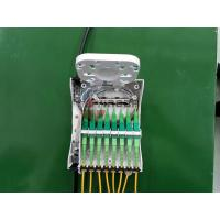 China FTB Fiber Optic Termination Box 1 To 8 PLC Splitter Fanout 900um With Breakout Kits on sale