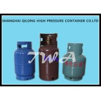 China Household Cooking  Steel Lpg Gas Bottles Low Pressure Cylinder on sale