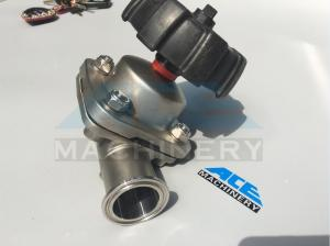 China Stainless Steel Tank Bottom Diaphragm Valve (ACE-GMF-3001)) on sale