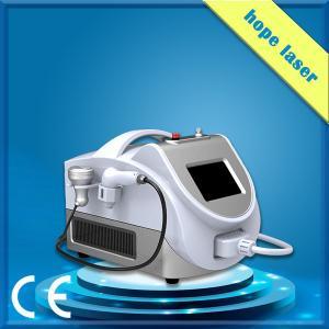 China Multifunctional Laser Hair Removal Vacuum Cavitation Slimming Machine 10 - 50 J/Cm2 on sale