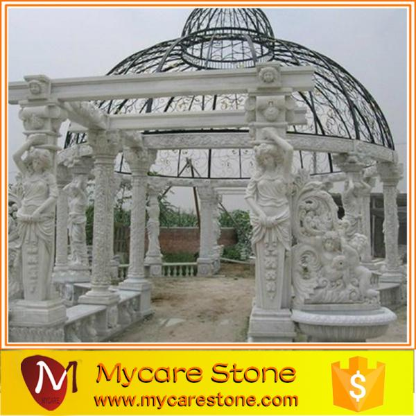 Garden Stone Marble Columns U0026 Pillar On Sale Images