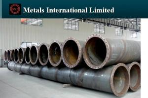China API 5L,ASTM A53 B,ASTM A252,AS1163,ISO 3183 Spiral DSAW Pipe on sale