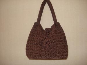 China Bag Women Coffee Brown fashion tote purse bag handbag shoulder bag on sale