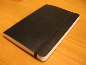 China Leather  Business Notebook on sale