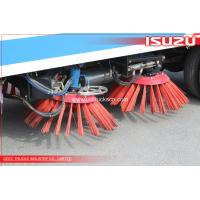 12m3 Isuzu big capacity street sweeper truck
