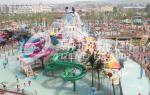 Vacation Holiday Resorts With Water Parks / Water Playground Occupied 1680m2