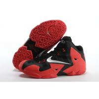 China Nike Lebron James 11 Black Red on sale