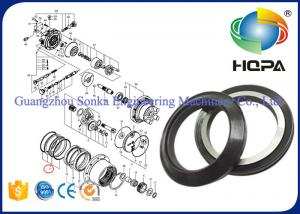 China Eco Friendly Durable Rubber Oil Seal FRP-710-17 With Smooth Surface Treatment on sale