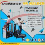 Caminante interactivo del simulador de la realidad virtual de 360 grados para Multiplayers