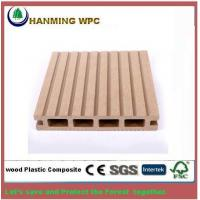 New High Quality Wood Plastic Composite WPC Outdoor Decking/Eco-friendly Pretty High Density Outdoor WPC Flooring Wood P