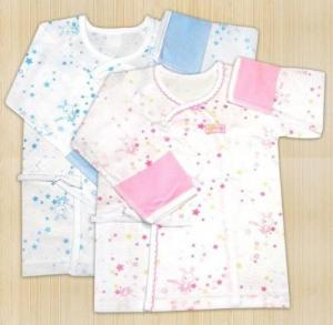 China Sell Thick Thermal Underwear Baby Cotton Five Parts Install on sale