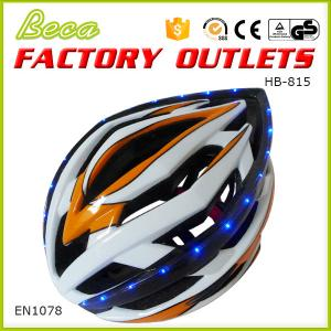 China LED Bicycle Helmet, Lighted Bike Helmet With CE Approved on sale