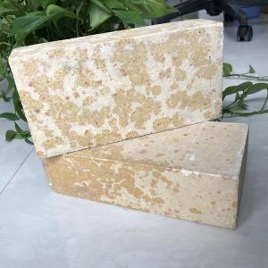 China high temperature Refractory Silica Brick use for glass industry furnaces on sale