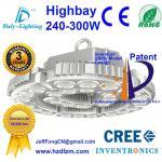 La lumière 240-300W avec du CE, RoHS de LED Highbay a certifié et efficacité de refroidissement de meilleur fabriquée en Chine