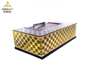 China Customized Teppanyaki Grill Double Burners /Japanese Restaurant Grill Table on sale