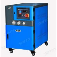 Custom Water Cooled Industrial Chiller , 380v / 220v 9 Kw Air Cooled Water Chiller