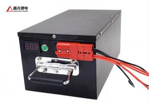 China 96V 50Ah LiFePO4 Lithium Solar Power Battery Packs on sale