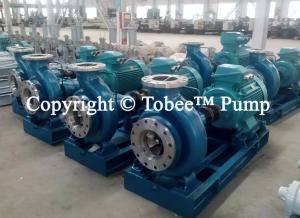 China Tobee™ TIH Sulphuric Acid Pump on sale
