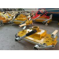 China Steel Roof / Clip Joint  Metal Roof Automatic Seaming Machine on sale