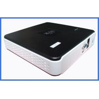 8 Channel 720 / 960 / 1080P NVR Network Video Recorder For bar, school , factor