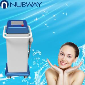 China Aesthetic Practice q-switched 1064nm/532nm Nd yag laser tattoo removal equipment on sale
