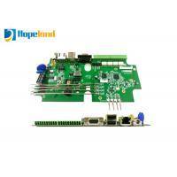 USB RJ45 Uhf Rfid Reader Module , Long Range Rfid Read Write Module 8×SMA Interface
