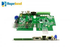 China USB RJ45 Uhf Rfid Reader Module , Long Range Rfid Read Write Module 8×SMA Interface on sale