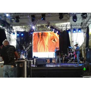 China DJ Booth Music Videos LED Wall Panel Super Slim P6.944 Indoor on sale