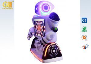 China Motion Sensor 3D Game Machine Robot Somatosensory Video Game Player Body Feeling Game on sale