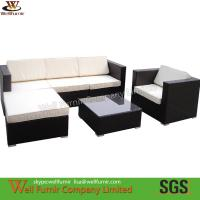 Supply Rattan Bestsellers Sectional Sofa, Porch Sofa, Rattan Wicker Furniture,Well Furnir