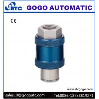 Air Control Switch Pneumatic Pipe Fittings Mechanical Control Valve Male To Female 1/2 Inch Bspp Hsv-15sf