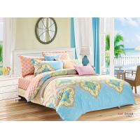 Cotton Twin Bed Sheet Bedding Sets , Pigment Printed Crib Kids Bedding Sets