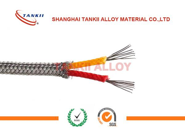 Kapton Insulated Wire Cable High Temperature Thermocouple Cable Type ...