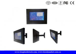 China Rugged Android Tablet Displaying iPad Kiosk Floor Stand 10.1 Samsung Tablets on sale