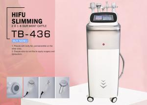 China High Intensity Focused Ultrasound Body Slimming Weight Loss Machine 4 Handles on sale