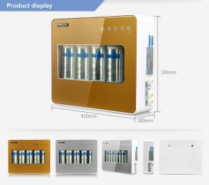 China Alkaline UF Mineral Water Filter Removing Heavy Metal Carbon Block Easy Install supplier