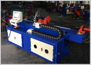 China Handle Bar Automatic Pipe Bending Machine Oil Cylinder Bending Stable Performance on sale