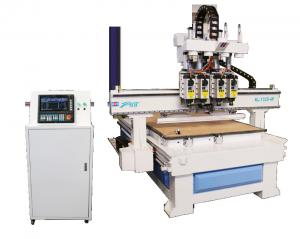 China High Precision Wood Cutting CNC Router Milling Machine For MDF / Wood Board on sale