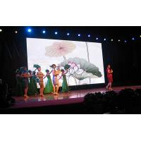 China Full Color Stage Led Display , High Resolution P4.8 Led Sign Display on sale