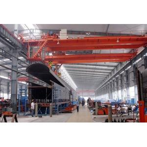 China YT China Famous Crane Manufacturer Double Girder Overhead Crane, 20 ton overhead crane on sale