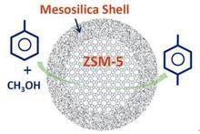 Quality Высокий цеолит термальной стабилности ZSM-5 для каталитического крекинга и адсор for sale