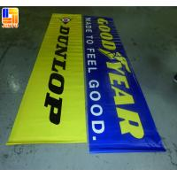 outdoor vinyl banner, banner with grommet, hanging banner