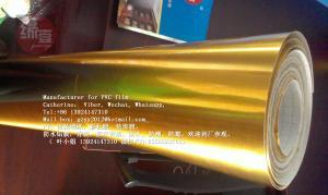 China Etiqueta engomada transparente desprendible de la pared de la película de la etiqueta engomada del PVC on sale