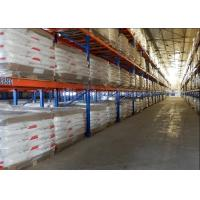 China High Performance Selective Pallet Racking Systems Warehouse Storage Shelves on sale