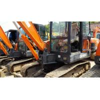 Doosan 55-v mini used crawler excavator